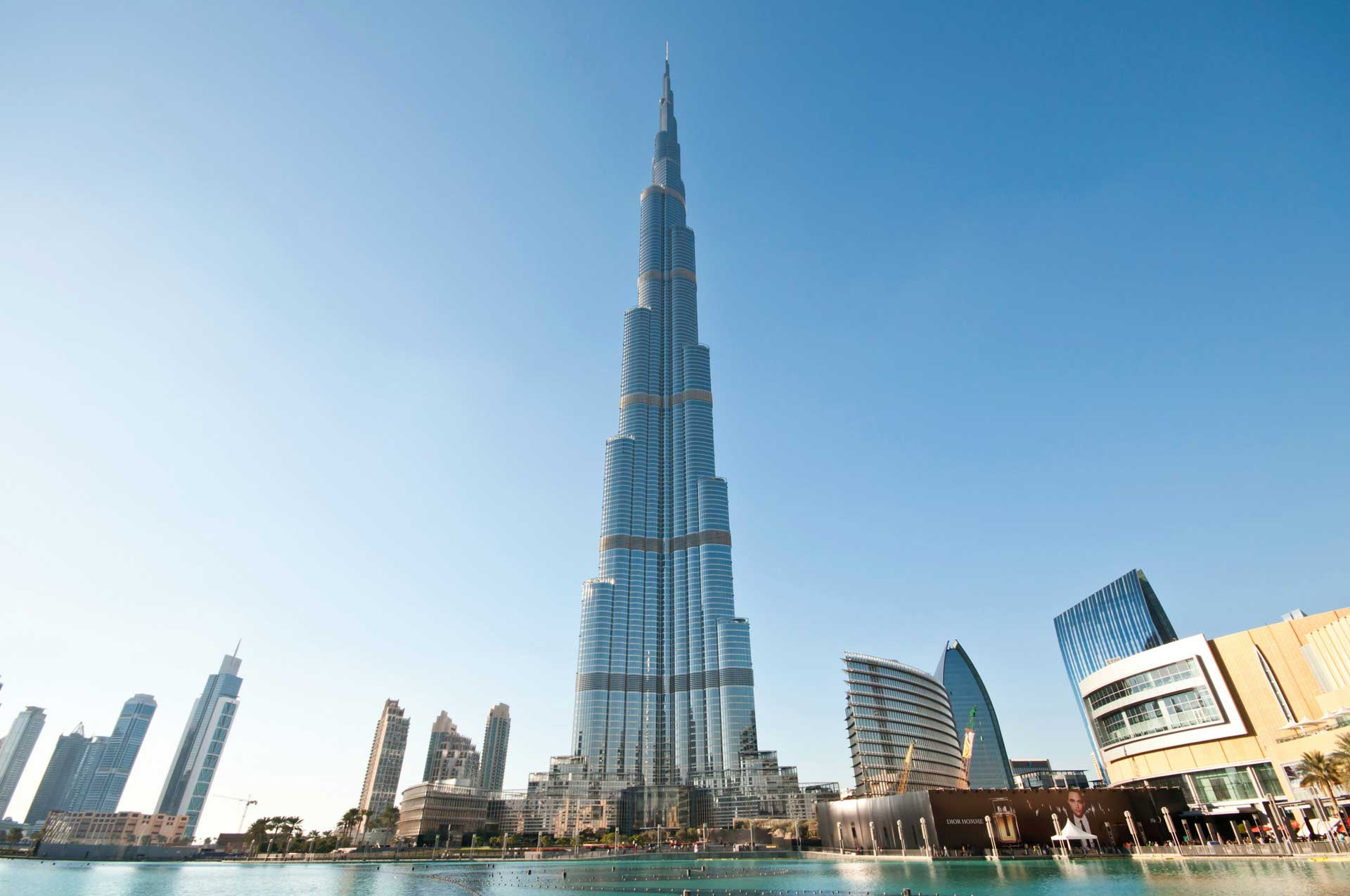 Burj Khalifa the Tallest Building