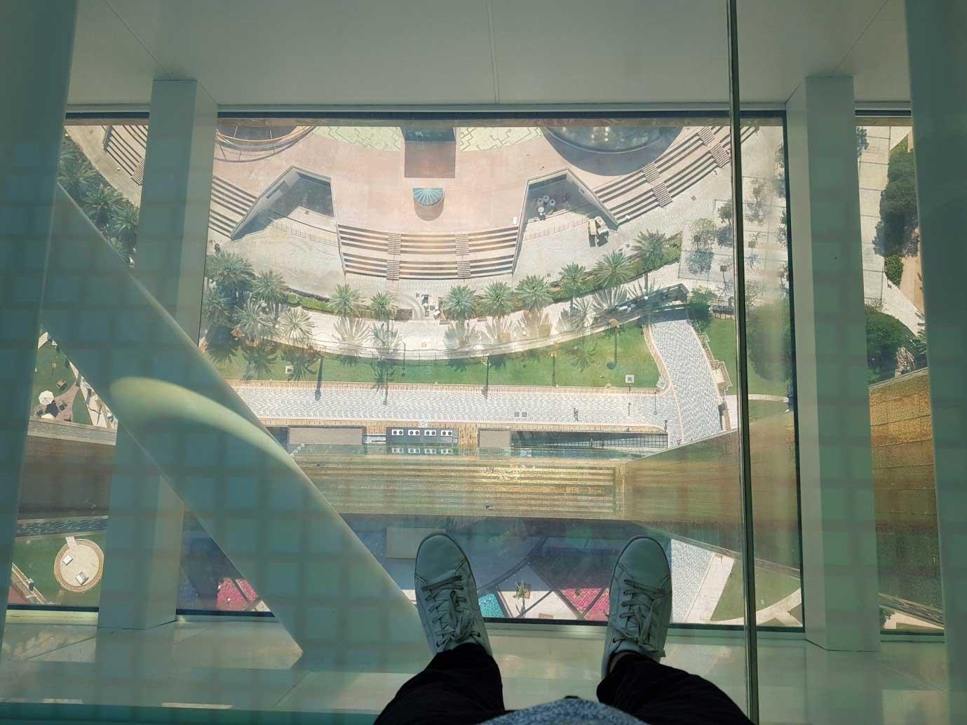 Dubai Frame 360 Degree View